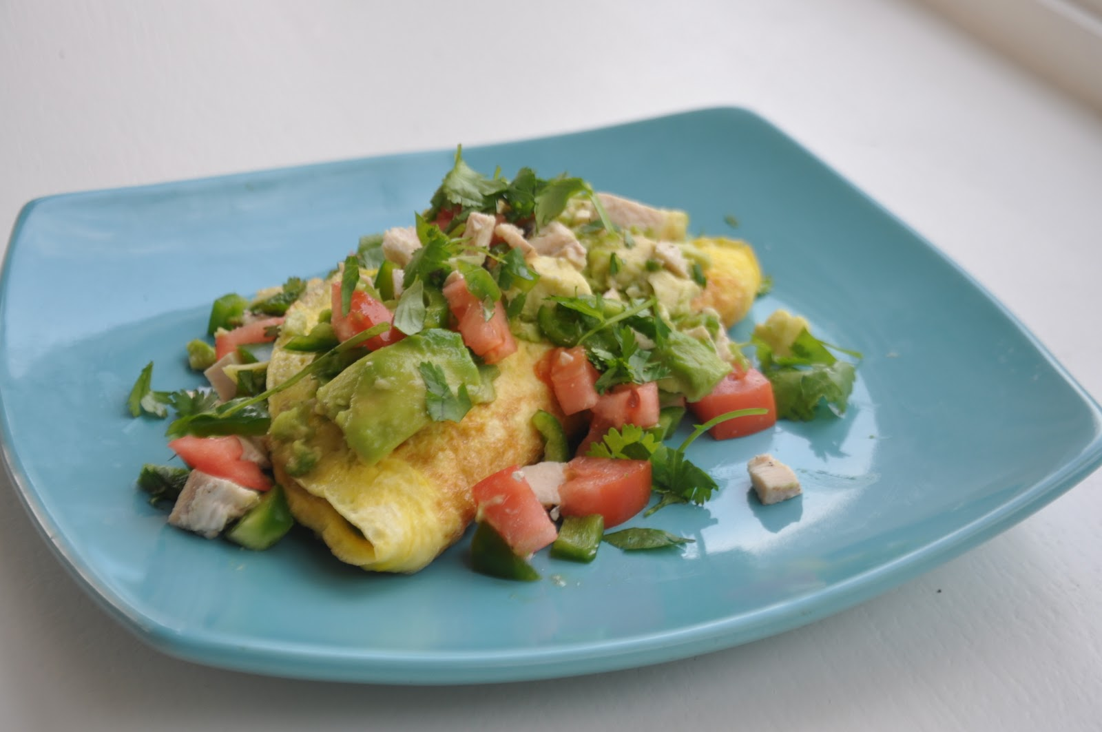 ... Midland Chiropractor | Saginaw Chiropractor: Recipe: Mexican Omelette