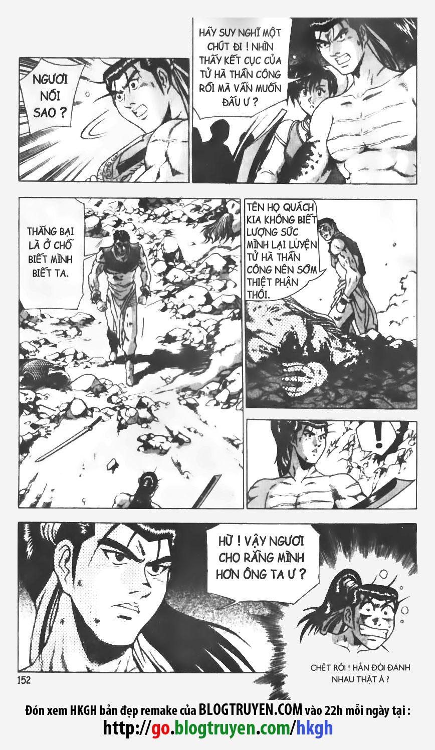 Hiệp Khách Giang Hồ chap 151 page 3 - IZTruyenTranh.com