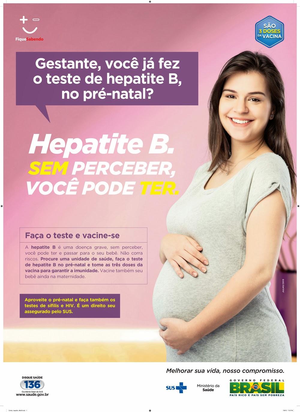 HEPATITE B GESTANTE