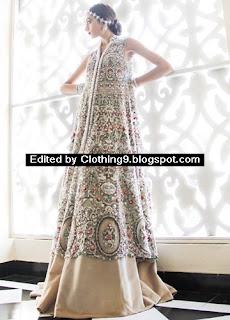 pakistani sharara dress