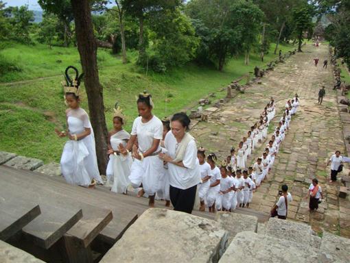 Les danseuses sacrées d'Angkor. Photo fournie