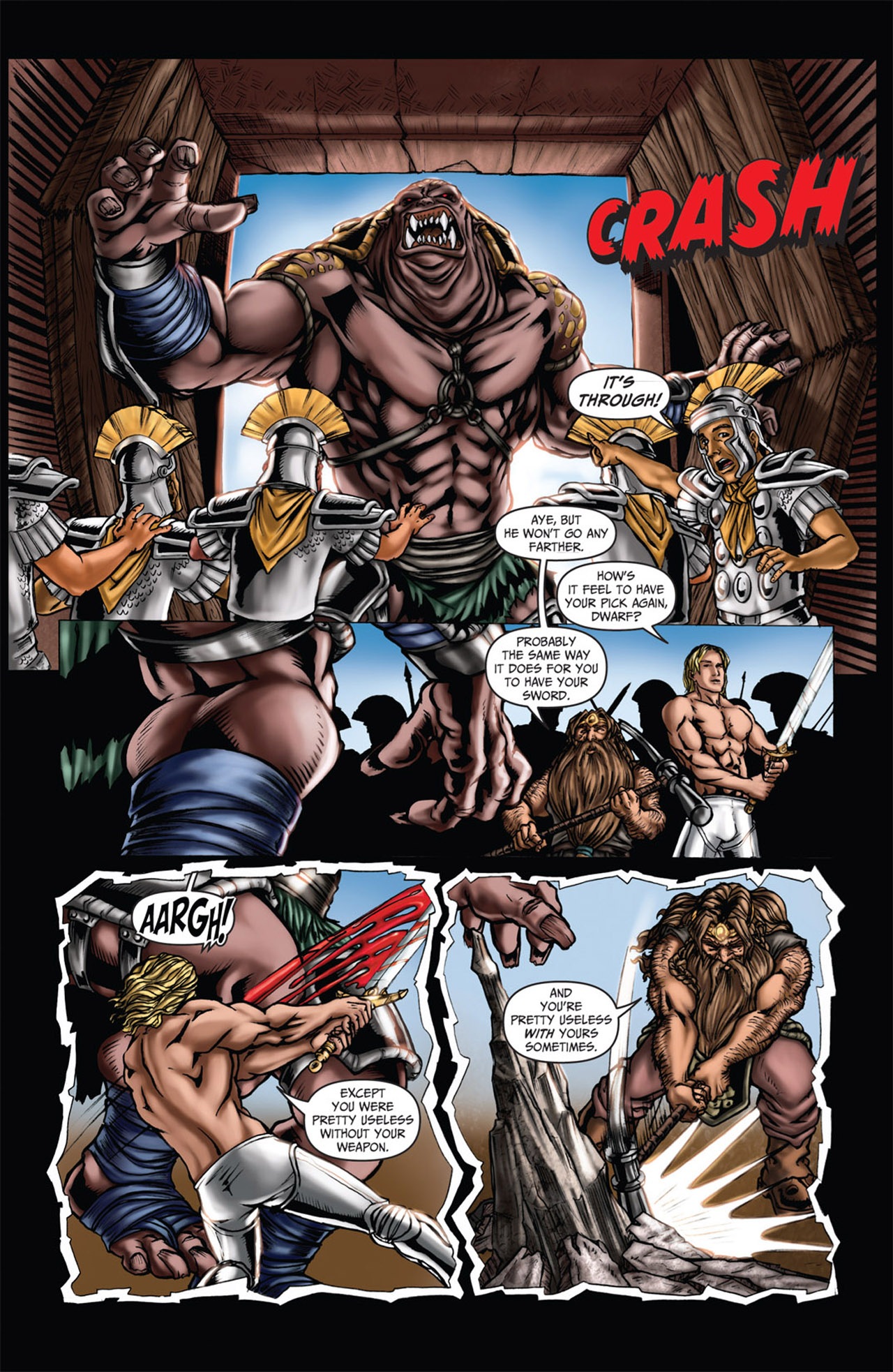 Grimm Fairy Tales (2005) Issue #60 #63 - English 17