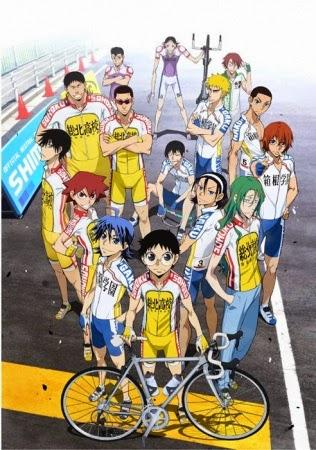 Yowamushi Pedal: Grande Road Capitulo 24