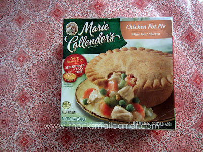 Marie Callender's Pot Pies review