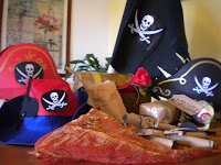 allestimento pirati