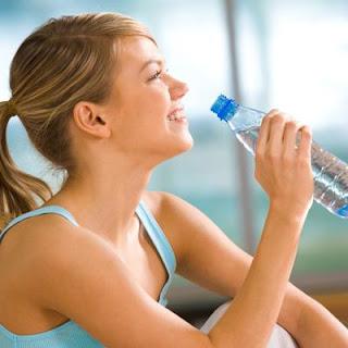 πίνετε πάρα πολύ νερό