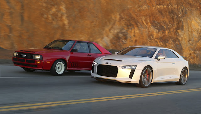 Audi Sport Quattro Concept Rumored to Debut at the Frankfurt Motor Show