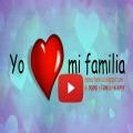 video palabras para mi familia, los amo, quiero hijos, hogar