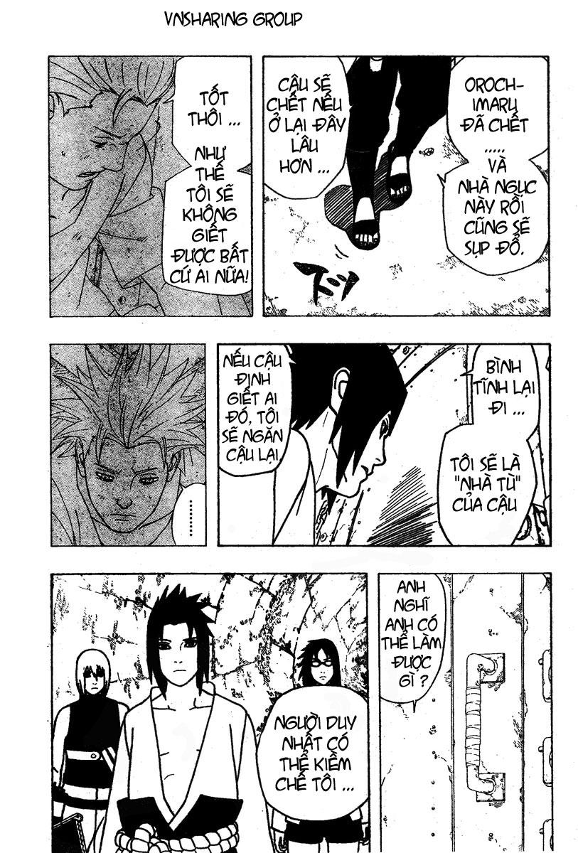 Naruto chap 352 Trang 4 - Mangak.info