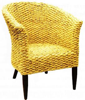 Kursi makan bahan dasar rotan lebih cocok dengan tampilan natural