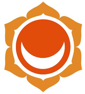 CHAKRAS (Información básica) Sacral+chakra+symbol