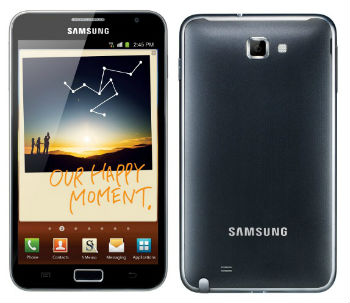 Harga Samsung Galaxy Note dan Spesifikasi Terbaru