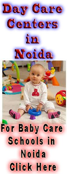 DAY CARE CENTERS IN NOIDA