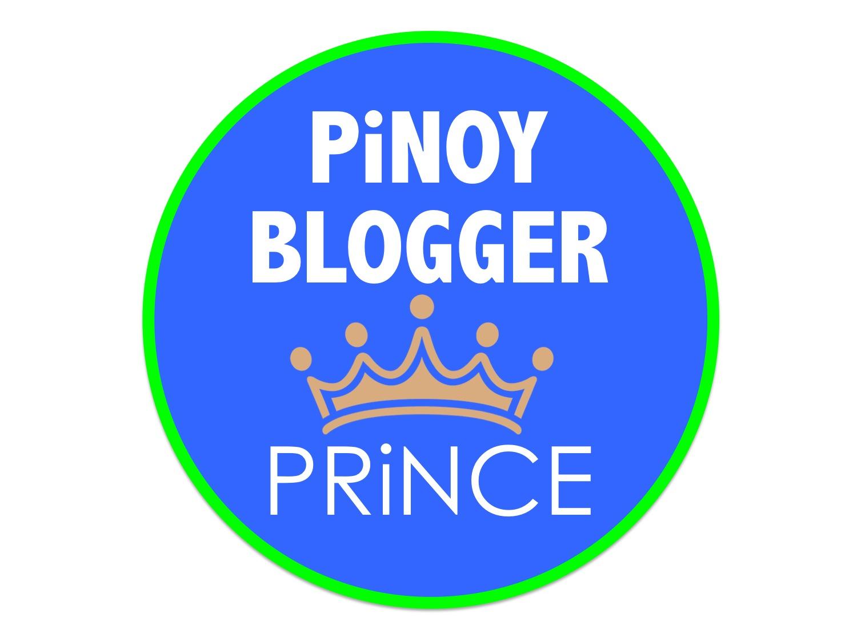 I AM PINOY BLOGGER PRINCE
