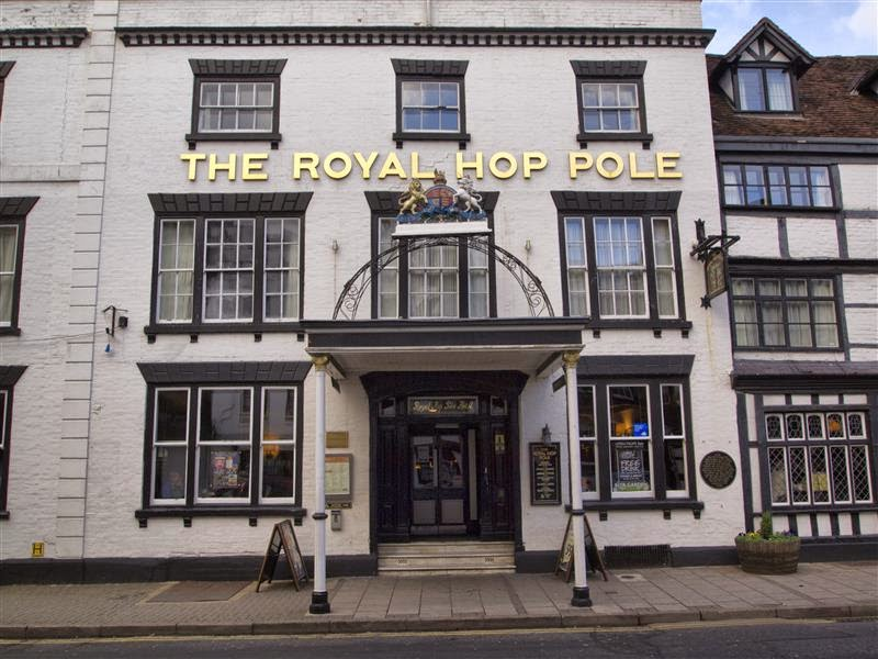 Hotel Royal Hop Pole Tewkesbury