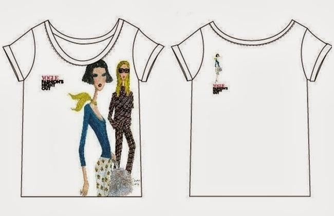 2013 FNO限量女版T-shirt 復古搖搖 swing lady