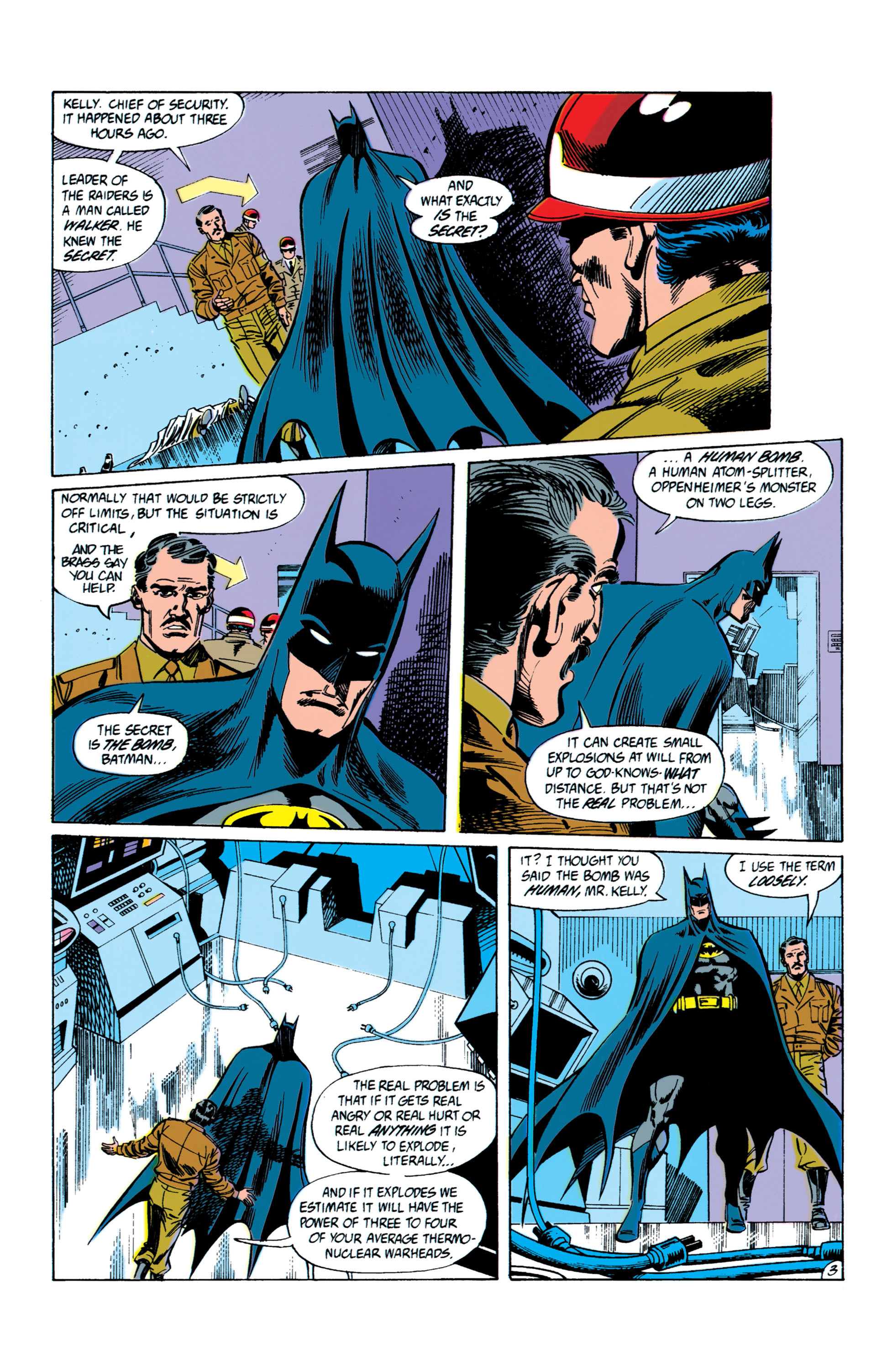 Detective Comics (1937) Issue #638 Page 4