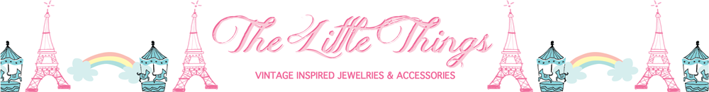 The Little Things VIntage Inspired Handmade Accessories