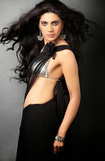 Actress Rupali Expose Hot Cleavage Deep Navel Thunder Thigh Photo Gallery