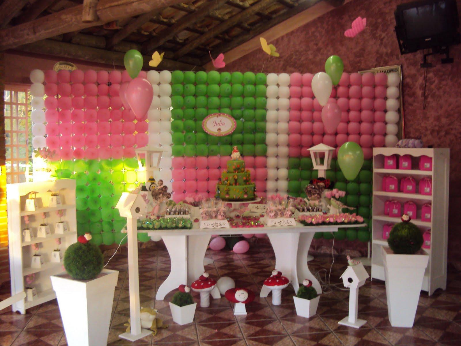 festa tema jardim clean:Tema: Jardim Encantado