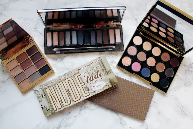Top 5 High-end Eyeshadow Palettes