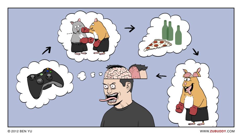 How I Make Comics