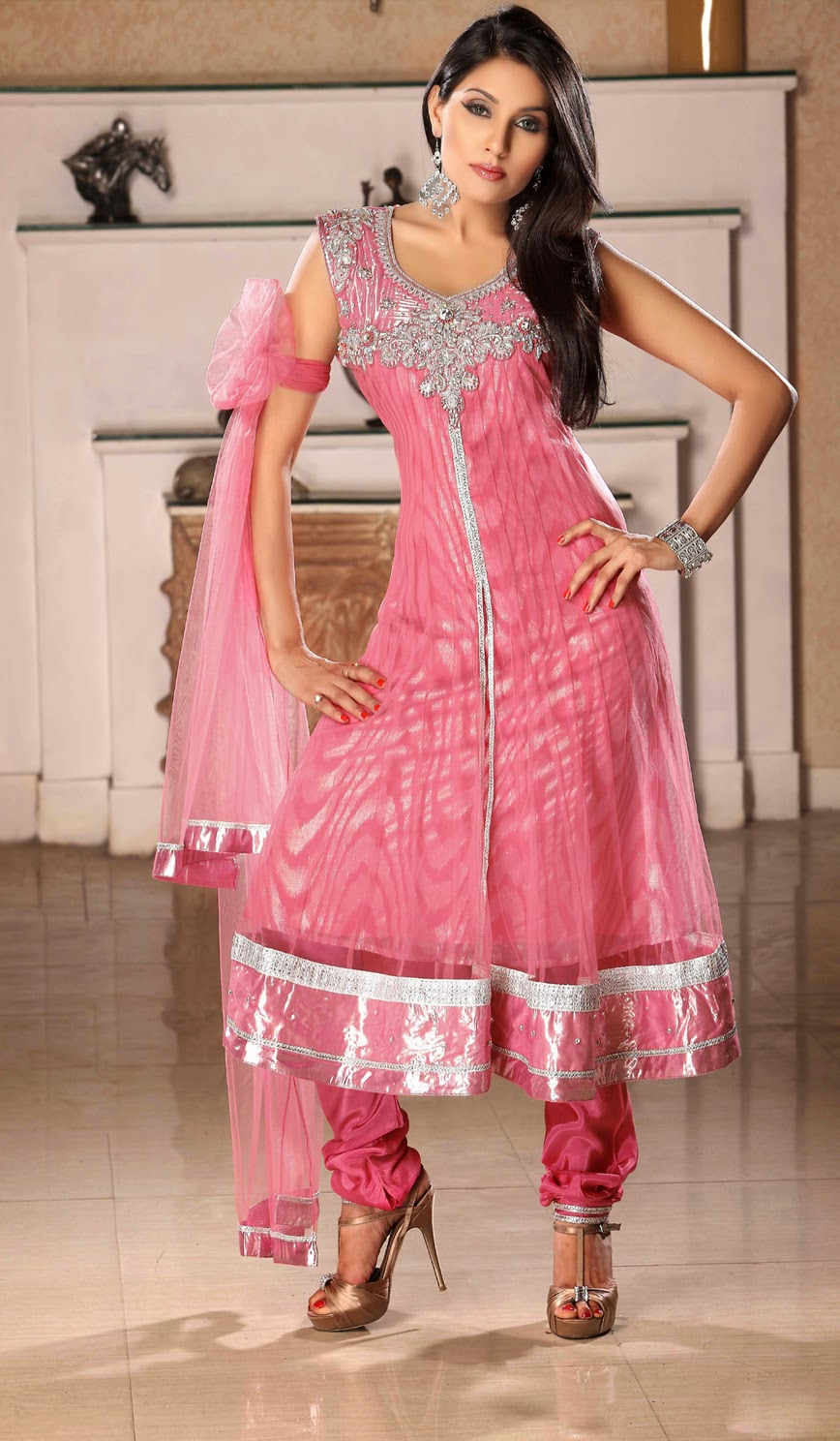 Latest Designs Of Party Wear Punjabi Suits - Holiday Dresses