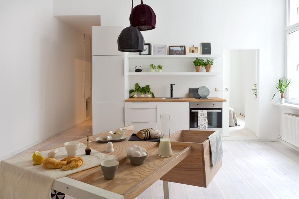 Cómo decorar una cocina pequeña   cocinas con estilo