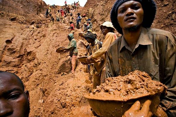 Gold Mining in Africa ~ Nancy Pangemanan Business Review