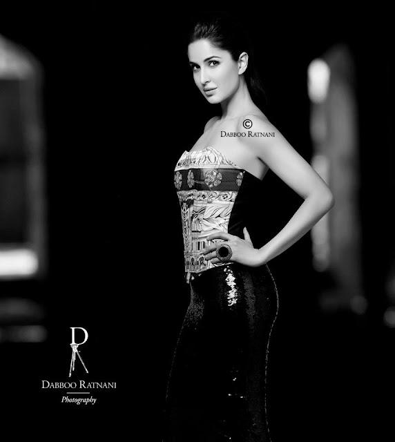 Stunning Katrina Kaif For DR 2013 Calendar. 