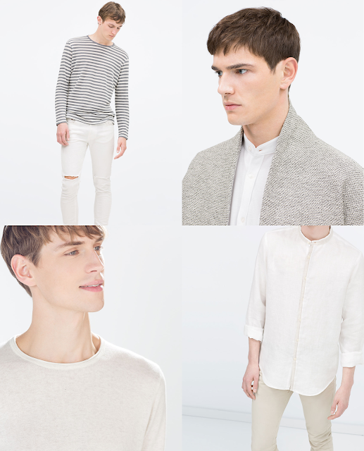 Zara UK Menswear Summer Winter Wishlist - Bearded Couture