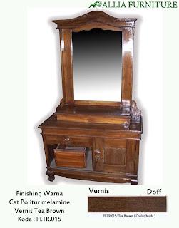 Contoh Furniture Politure Tea Brown