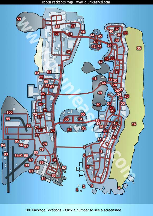 Gta Vice City Maps