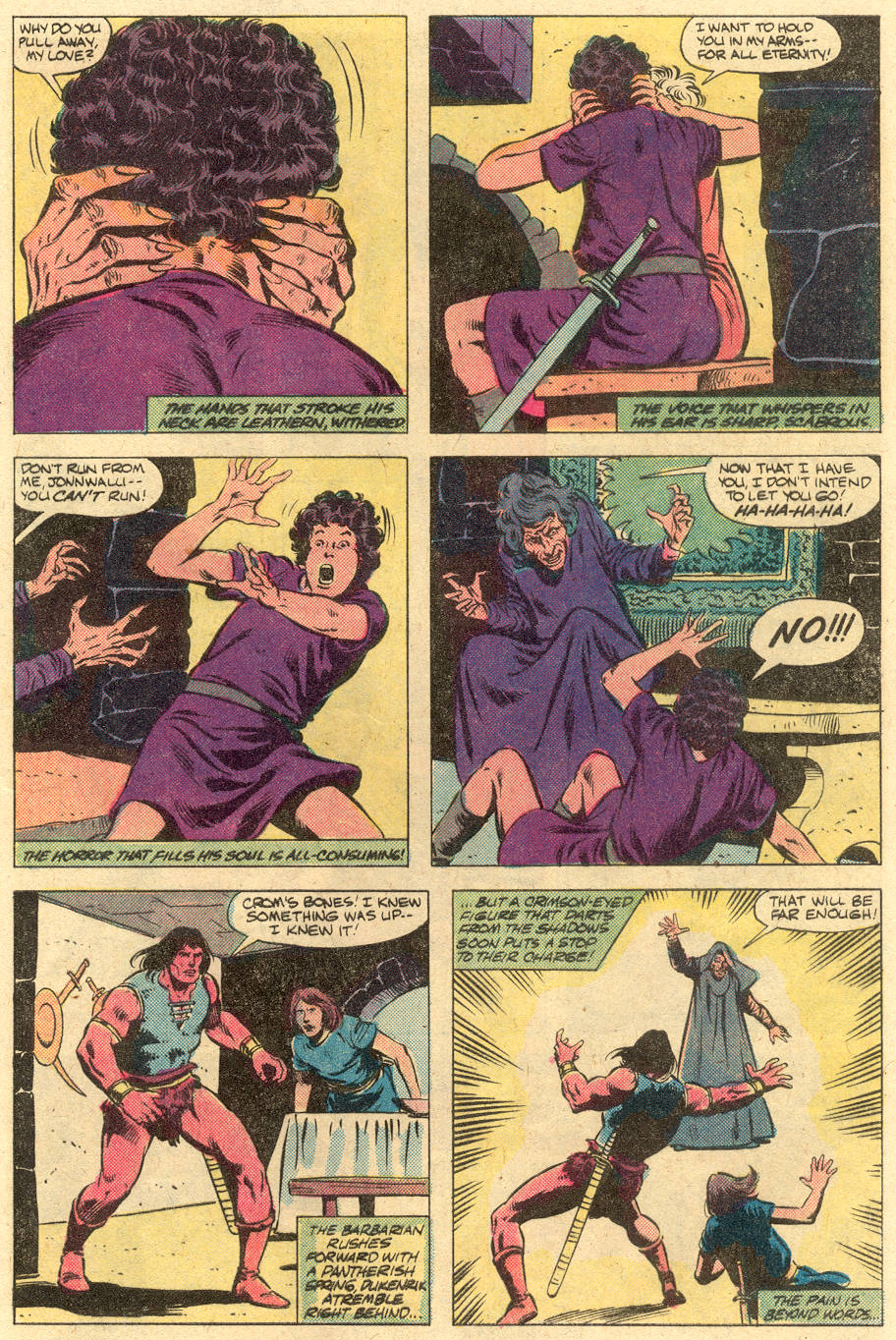 Conan the Barbarian (1970) Issue #125 #137 - English 7