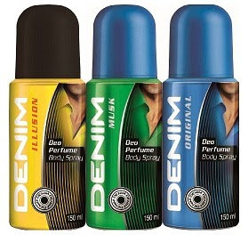 (Sold Out) Loot Offer: Buy Denim Deodorant (Pack of 3) just for Rs.139 Only @ Amazon