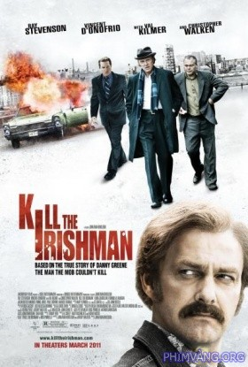 Thanh Toán Trùm Mafia - Kill The Irishman (2011)