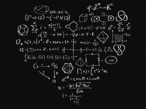 Kerenn, Rumus Matematika Bisa Membantu Menemukan Cinta Sejati Loch...
