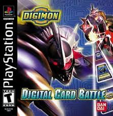Download - Digimon - Digital Card Battle - PS1 - ISO