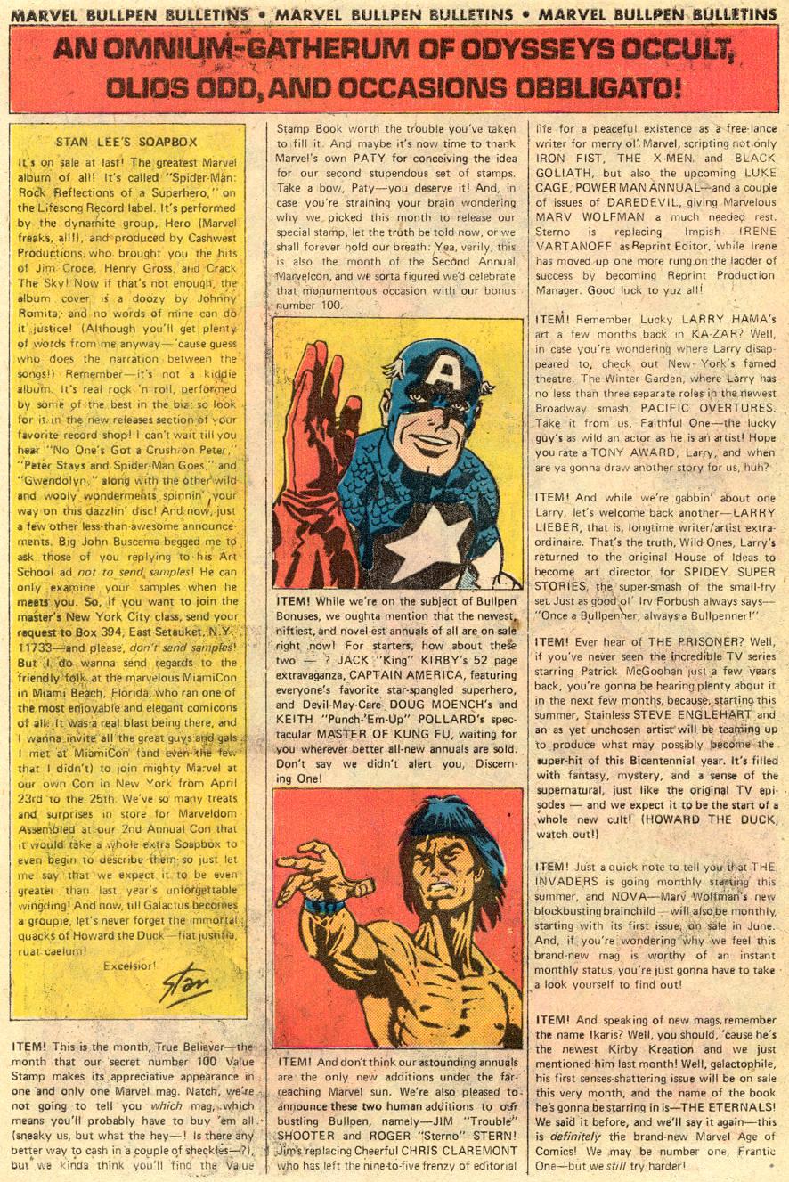 Conan the Barbarian (1970) Issue #64 #76 - English 21