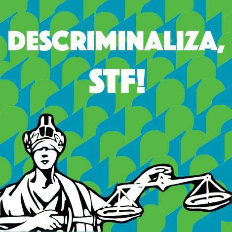 DESCRIMINALIZA STF
