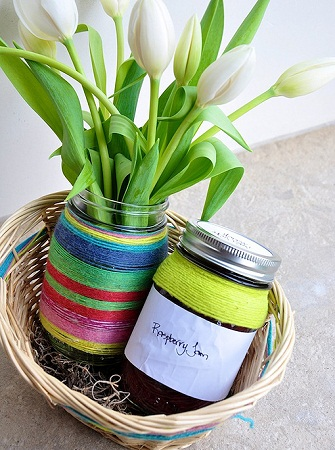 Reciclaje de que manera reciclar frascos de vidrio for Reciclar frascos de vidrio de cafe