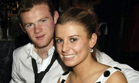 Wife of Wayne Rooney