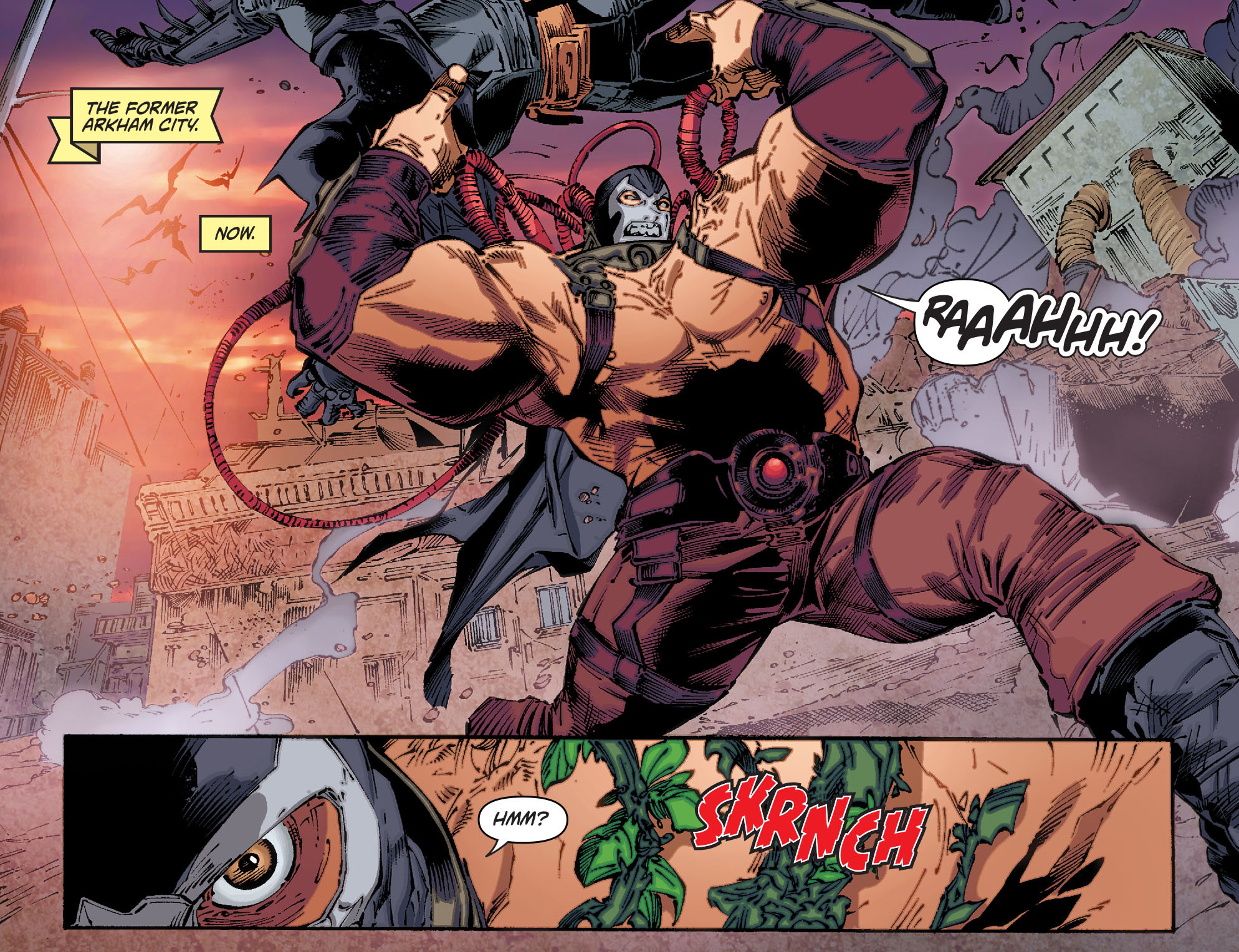 Batman: Arkham Knight [I] Issue #16 #18 - English 7