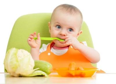 Makanan Sehat untuk Bayi yang perlu anda ketahui
