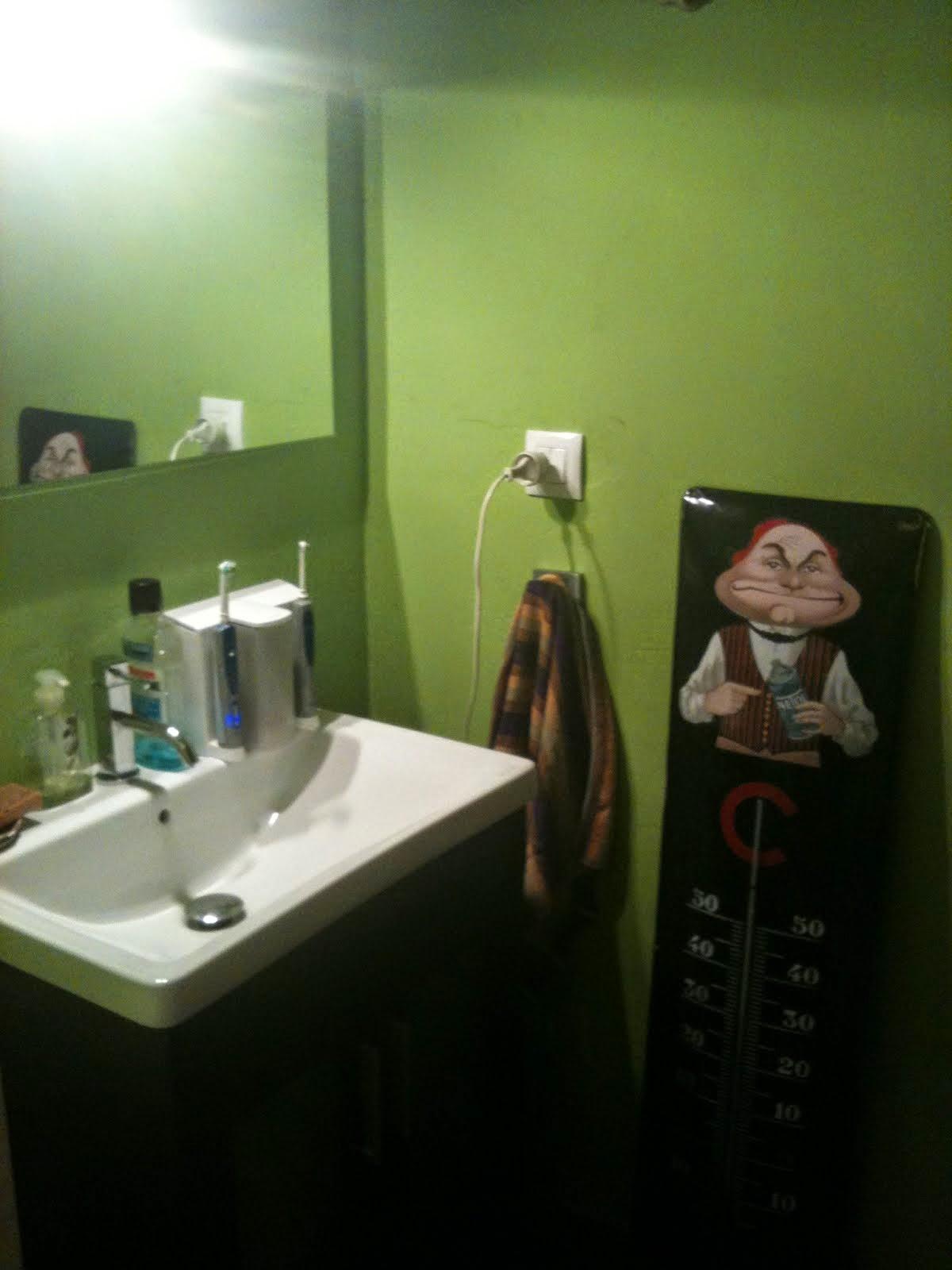 bany de planta baixa