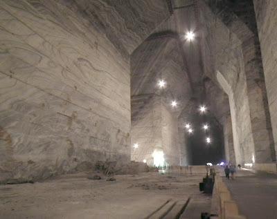 Romaniamagicland Unirea Salt Mine Slanic Prahova
