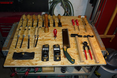 Michas holzblog oktober 2011 - Werkzeugwand selber bauen ...