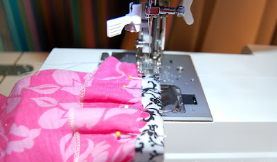 خياطة فستان