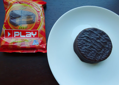 Alfajor I love Peanut Butter Play Punta Ballena