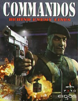 Commando Behind Enemy Lines PC Game Free Download